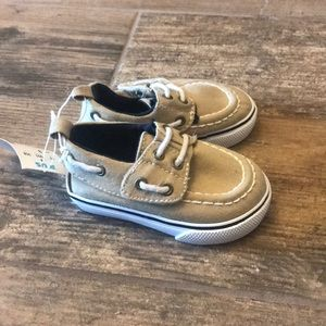 Brand New Baby Boat Shoes